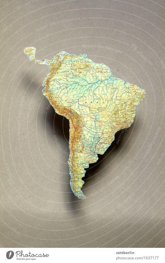 Südamerika Amerika Brasilien Amazonas Urwald Äquator Geografie Atlas Globalisierung Globus Landkarte Politik & Staat Erde Gesellschaft (Soziologie)