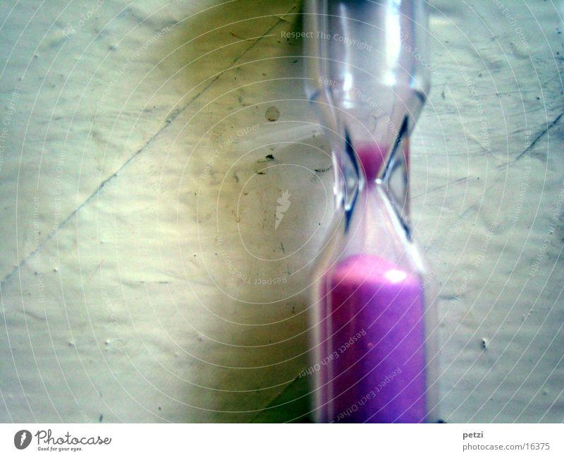 Sanduhr Farbe Zeit Uhr Häusliches Leben