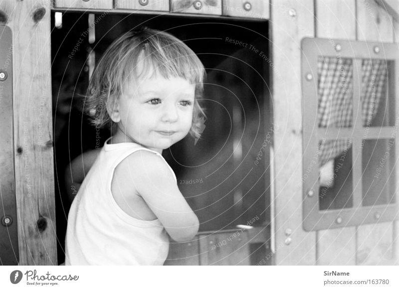 93 [heimkommen] Kind Ferien & Urlaub & Reisen schön Freude Leben Bewegung Spielen Junge Glück Garten Freizeit & Hobby Kindheit Zufriedenheit Fröhlichkeit