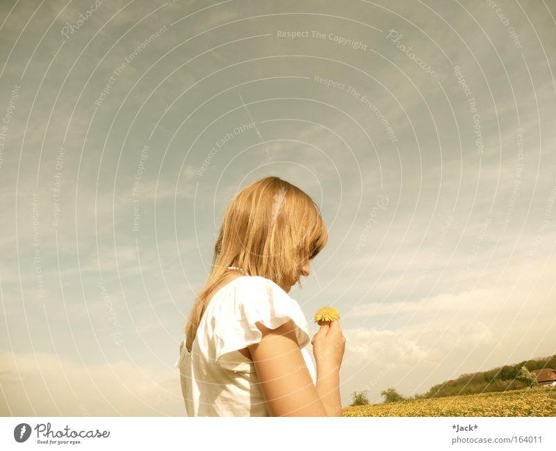 Zoe Mensch Natur Ferien & Urlaub & Reisen Jugendliche Sonne Erholung ruhig Ferne Leben feminin Frühling Glück Haare & Frisuren Freiheit träumen Freizeit & Hobby