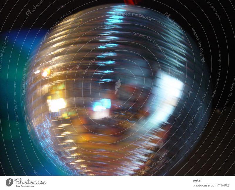 Rotierende Kugel Farbe Stil Feste & Feiern Freizeit & Hobby Lifestyle Disco Club Nachtleben schillernd