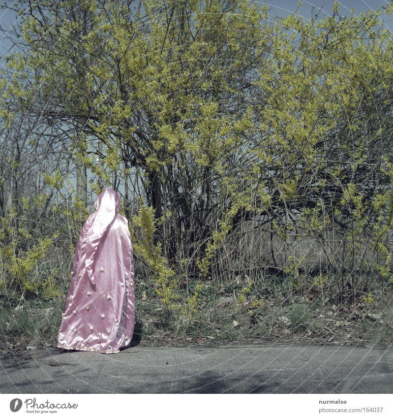 Prinzess II Mensch Natur Baum Freude Spielen Umwelt Blüte Garten Mode Kunst Freizeit & Hobby Bekleidung Stoff Kleid Spielzeug Dorf
