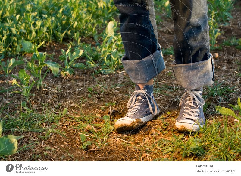 Chucks sind für jedes Gelände gemacht! Natur Freude Schuhe wandern