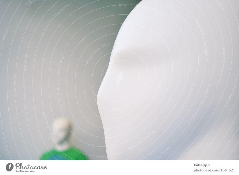 bleichgesichter Gedeckte Farben Innenaufnahme Textfreiraum oben elegant Stil Design schön Haare & Frisuren Haut Gesicht Maniküre Kosmetik Wellness Mode weiß
