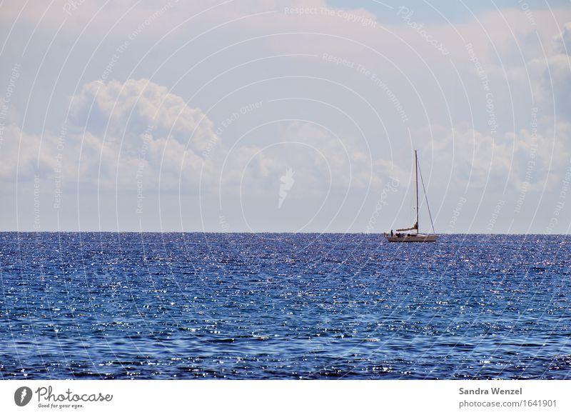 Novigrad Himmel Ferien & Urlaub & Reisen Sommer Wasser Meer Erholung Landschaft ruhig Freude Strand Ferne Umwelt Küste Glück Freiheit Horizont