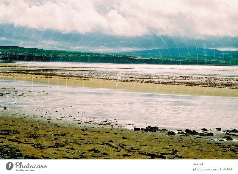 Himmel Natur Wasser Sommer Meer Freude Wolken Farbe Einsamkeit ruhig Umwelt Landschaft Herbst Freiheit Sand Wetter