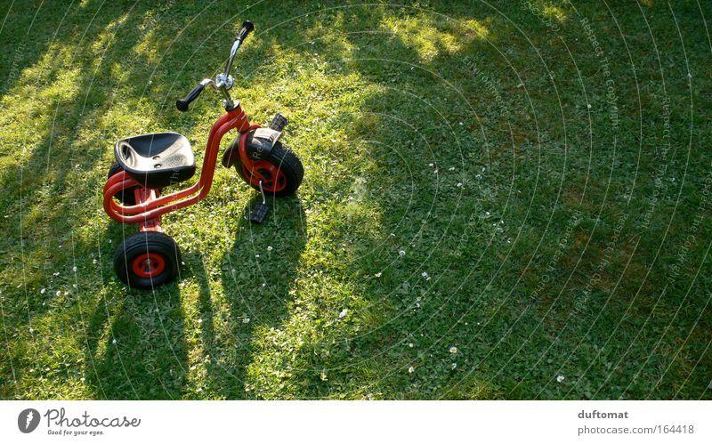 Old School Natur rot Pflanze Sommer Freude Landschaft Wiese Spielen Bewegung Gras Frühling Garten Metall Kindheit Häusliches Leben retro