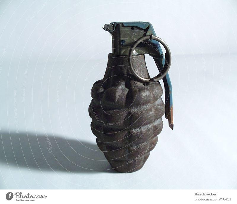 Granate Technik & Technologie Krieg Waffe Bombe Elektrisches Gerät