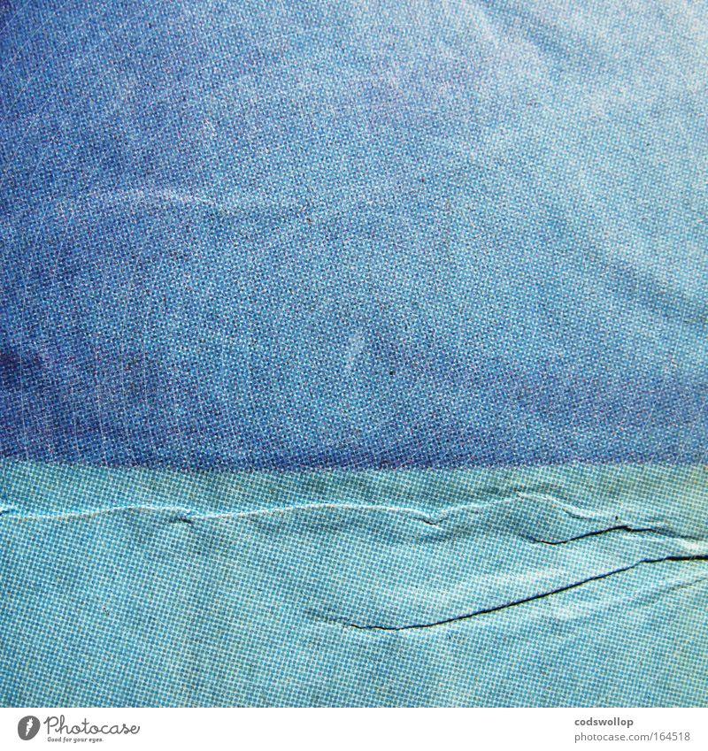 seachange Wasser Himmel Meer blau Sommer Strand Wellen Küste Kunst groß Horizont Insel Seeufer Fernweh See
