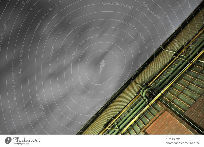 house of pain alt grün gelb dunkel Wand Architektur grau Bewegung Stein Mauer Metall Arbeit & Erwerbstätigkeit Glas dreckig Energiewirtschaft