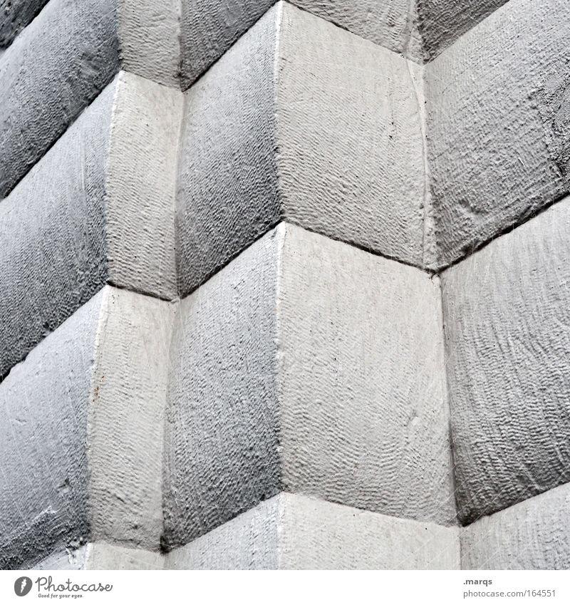 500 | Perception alt Gebäude Linie Architektur Beton Fassade Macht Ecke Vergänglichkeit einzigartig Verfall Grafik u. Illustration bizarr Illusion