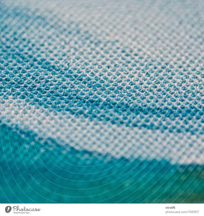 blau weiß blau Kunst elegant ästhetisch weich einfach Gemälde Kreide Kunstwerk Leinwand Pastellton