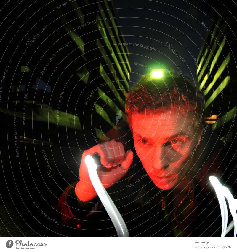 suchmaschine Farbfoto mehrfarbig Außenaufnahme Nahaufnahme Detailaufnahme Experiment Textfreiraum links Textfreiraum oben Textfreiraum unten Nacht Licht