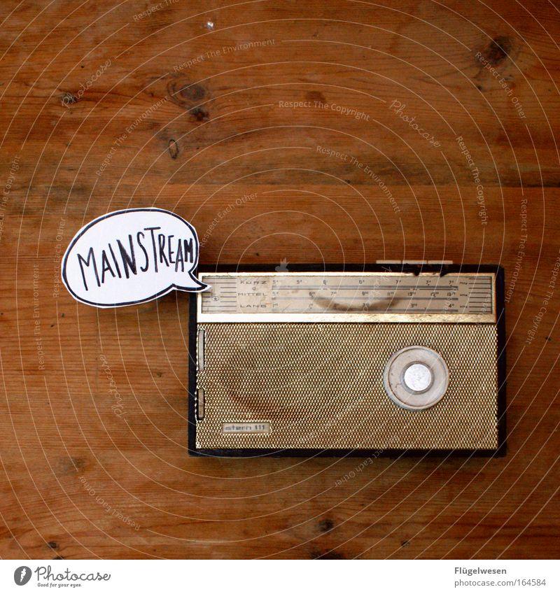 Einheitsbrei-Angriff auf die Ohrmuschel Medien Freude Stil Musik Tanzen Musikinstrument Design Lifestyle Künstler Freizeit & Hobby Kultur Gitarre Lautsprecher
