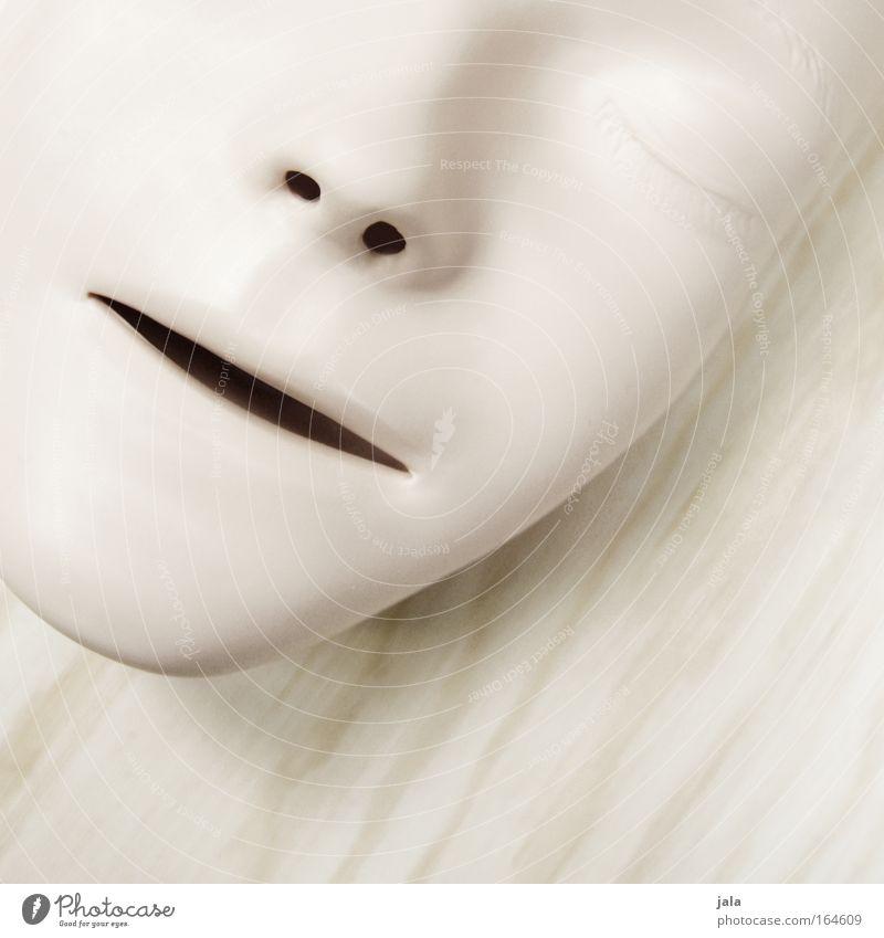 game over Gedeckte Farben Innenaufnahme Nahaufnahme Detailaufnahme androgyn Gesicht Auge Nase Mund frei kalt Gefühle Stolz Sicherheit Schutz Selbstbeherrschung