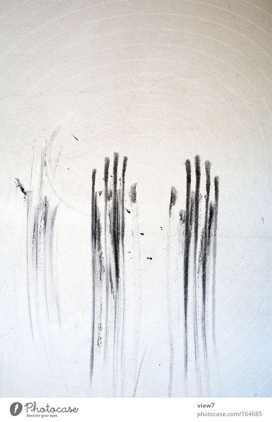 Narrenhände Mensch Hand schwarz Wand Graffiti Stein Traurigkeit Raum dreckig Innenarchitektur Beton Design Finger Wandel & Veränderung Dekoration & Verzierung