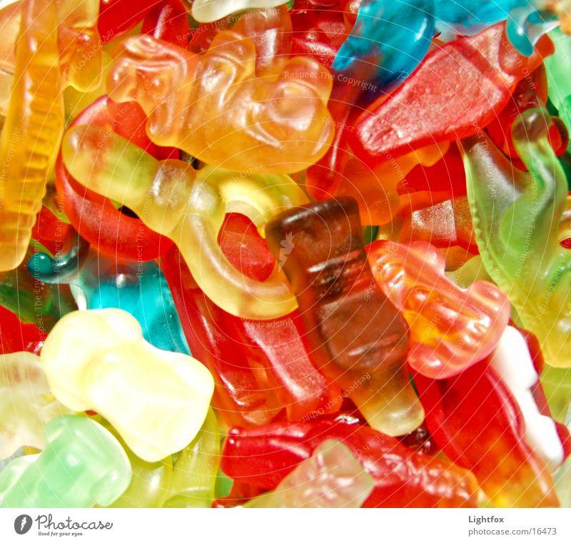 Gib Gummi Junge2 Ernährung süß Süßwaren dick lecker Gummibärchen Kalorie Dickmacher