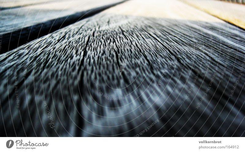 Holz schwarz grau braun Parkbank Holzbank