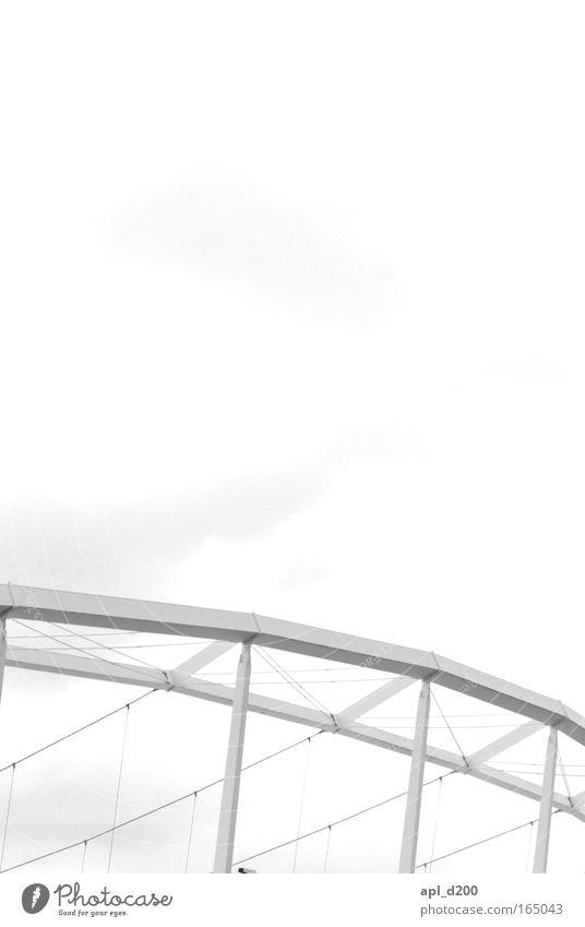 Fußball ist unser Leben weiß Architektur Kraft Fassade Bauwerk silber Sportveranstaltung eckig Stadion Ballsport Tribüne Sportstätten Fußballstadion