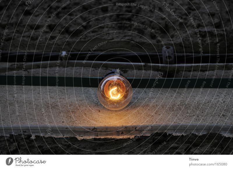 energy dunkel Energiewirtschaft Elektrizität Kabel
