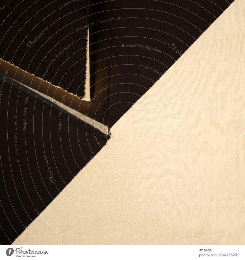 50|50 schwarz Stil Gebäude braun Architektur Design Fassade ästhetisch Sauberkeit rein einzigartig außergewöhnlich Pfeil Grafik u. Illustration skurril