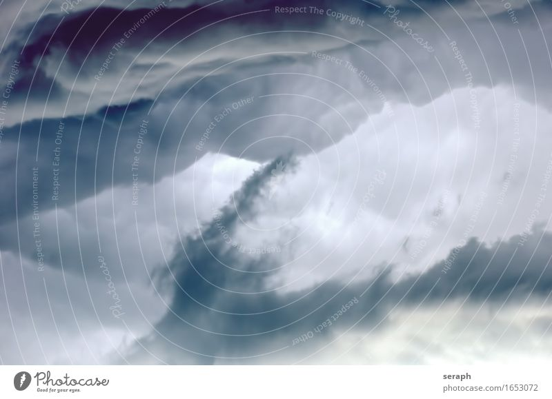 Böenwalze Wolken Himmel Hintergrundbild Unwetter Luft Strukturen & Formen Konsistenz Wolkenbild Wolkenhimmel Wetter konvection sanft Schwache Tiefenschärfe