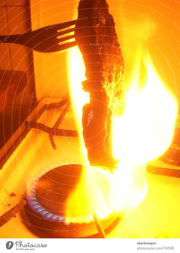hotmeat Ernährung Brand Küche Fleisch Flamme