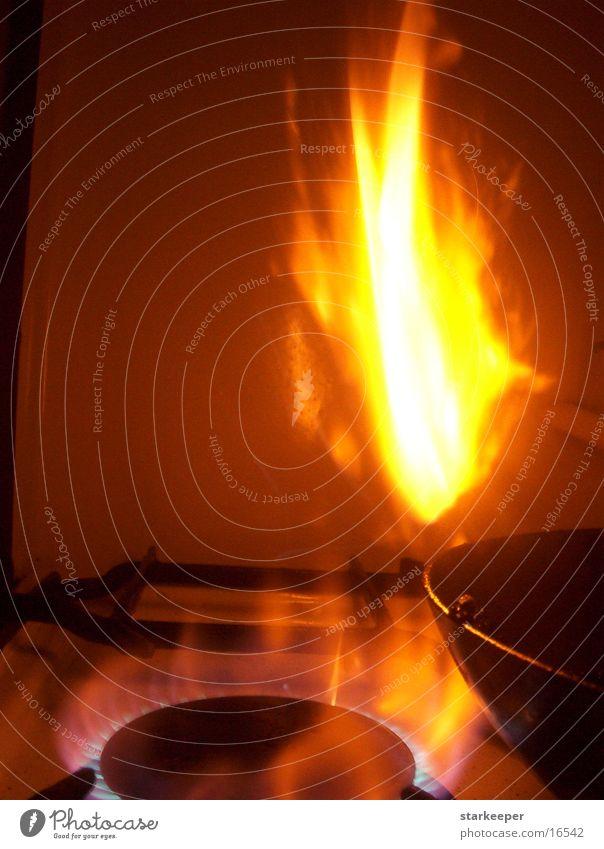 cocinacaliente Küche Haushalt Brand kochen & garen Gas
