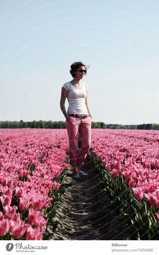 Frau Antje aus Holland VII Lifestyle Stil schön Ferien & Urlaub & Reisen Ausflug Freiheit Sommer Mensch feminin Junge Frau Jugendliche Körper 1 18-30 Jahre