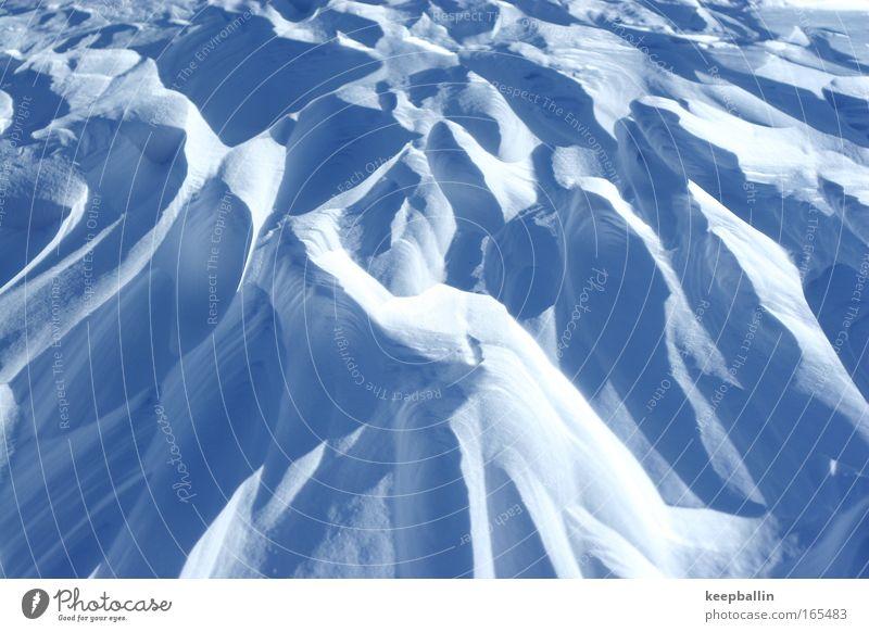schattenlinien Natur weiß blau Winter kalt Schnee Berge u. Gebirge grau Eis Gipfel Frost Schneebedeckte Gipfel