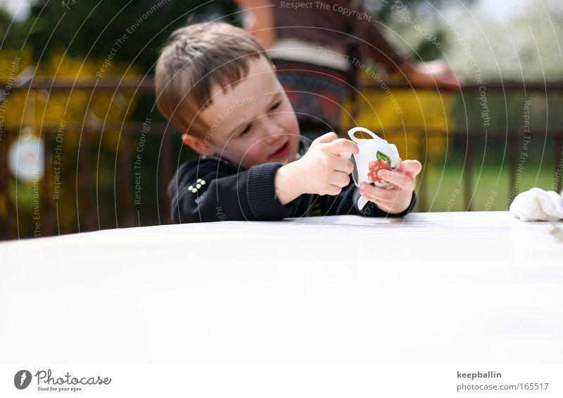what's that? Mensch Kind Hand Gesicht Spielen Junge Kopf Haare & Frisuren Mund Arme Haut maskulin Nase Finger Ohr Zähne