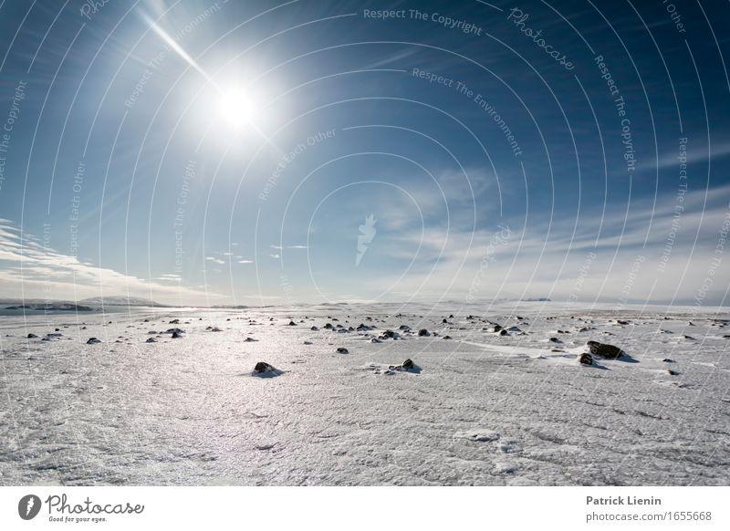 Ice Age schön Leben Wohlgefühl Zufriedenheit Sinnesorgane Ferien & Urlaub & Reisen Abenteuer Sonne Insel Winter Schnee Umwelt Natur Landschaft Urelemente Erde