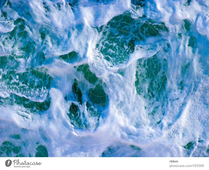 crest Natur blau Wasser grün Sommer Meer Umwelt Leben Herbst Gefühle Bewegung Wellen Wind Kraft wild nass
