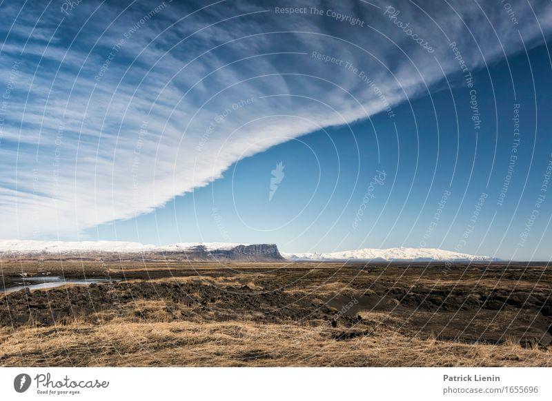 Weites Island Leben harmonisch Wohlgefühl Zufriedenheit Sinnesorgane Erholung ruhig Meditation Ferien & Urlaub & Reisen Tourismus Ausflug Abenteuer Ferne