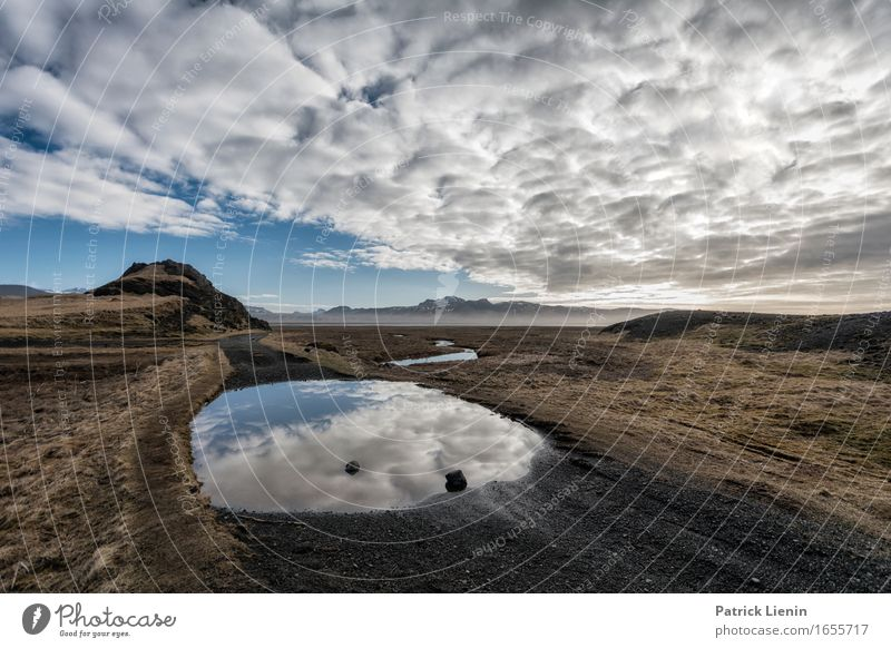 Himmel Natur Ferien & Urlaub & Reisen blau Meer Landschaft Wolken Strand Umwelt Leben Küste Erde See Felsen Wetter Insel