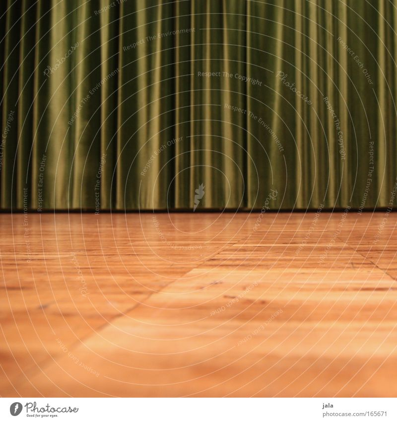 Hang zur Neugier grün Holz braun Feste & Feiern Veranstaltung Bodenbelag Theater Bühne Vorhang Parkett