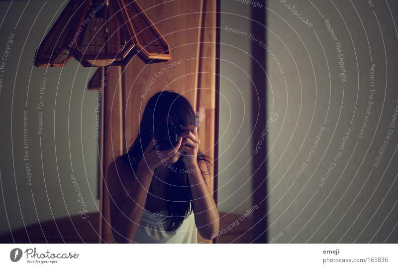 Stalker meiner selbst Mensch Jugendliche feminin Erwachsene Häusliches Leben Junge Frau 18-30 Jahre 13-18 Jahre