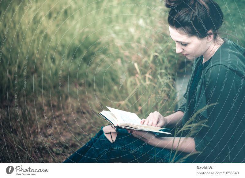 und wenn sie nicht gestorben sind dann... Leben harmonisch Wohlgefühl Zufriedenheit Erholung ruhig Freizeit & Hobby lesen Ferien & Urlaub & Reisen Freiheit