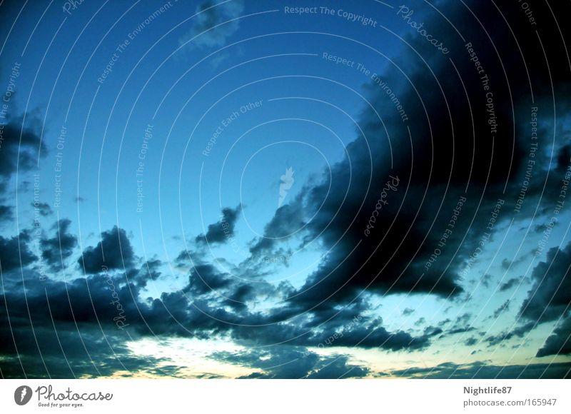Sonnenflecken Natur Himmel blau Sommer Ferien & Urlaub & Reisen Wolken Ferne kalt Erholung Bewegung Freiheit Glück Denken Wärme Luft Zufriedenheit