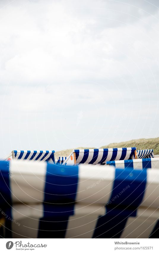 mit blauweiß weiß Sonne Meer blau Sommer Strand Ferien & Urlaub & Reisen Insel Sommerurlaub
