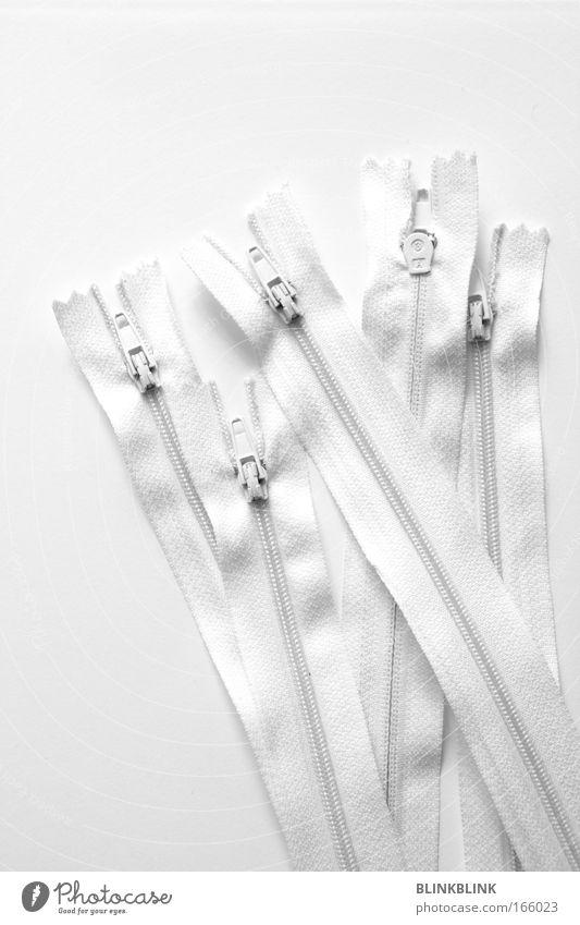weissverschlüsse weiß Schnee Metall Mode Design Dekoration & Verzierung Freizeit & Hobby rein Häusliches Leben machen Handwerk Sammlung Basteln Nähen Schneider