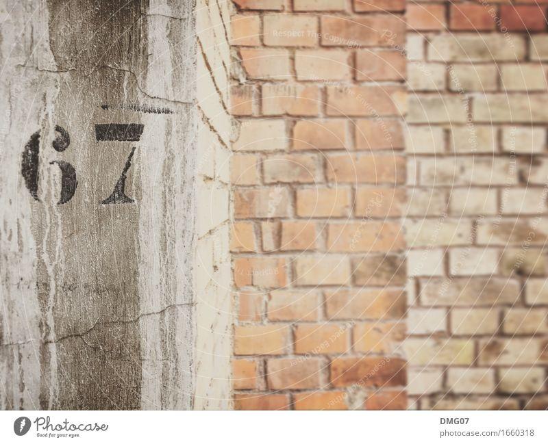67 Sommer Stadt Architektur Wand Gefühle Herbst Frühling Lifestyle Gebäude Mauer Kunst Stein Sand Fassade Schriftzeichen Schilder & Markierungen