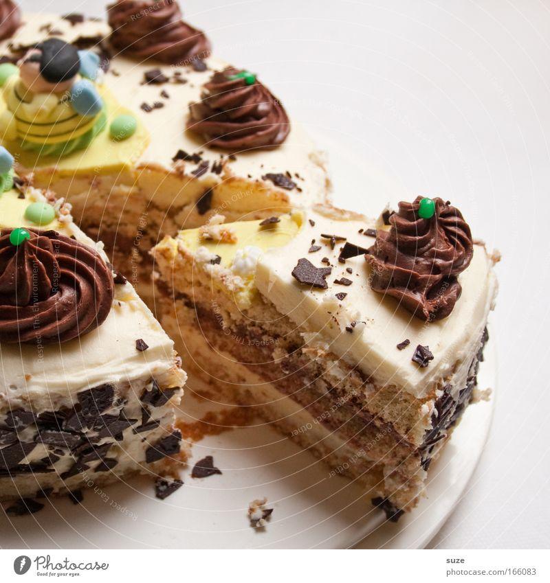 Törtchen für rocka Feste & Feiern Lebensmittel Geburtstag Backwaren Ernährung süß genießen Süßwaren lecker Kuchen Teller Diät Fasten Torte Dessert Sahne