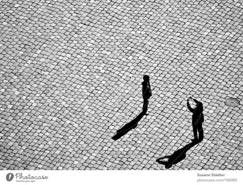 (150) Photo-Photo-Photo . . . case Schwarzweißfoto Luftaufnahme Textfreiraum links Textfreiraum oben Textfreiraum unten Textfreiraum Mitte Tag Schatten Kontrast