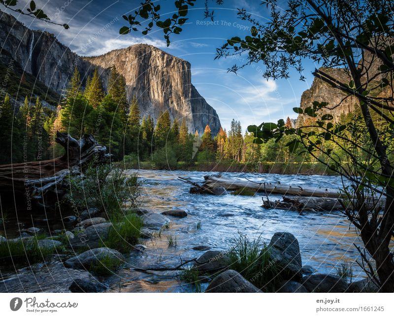 1000m Granit (hoch) ruhig Ferien & Urlaub & Reisen Ausflug Sommerurlaub Berge u. Gebirge Umwelt Natur Landschaft Sonnenaufgang Sonnenuntergang Schönes Wetter
