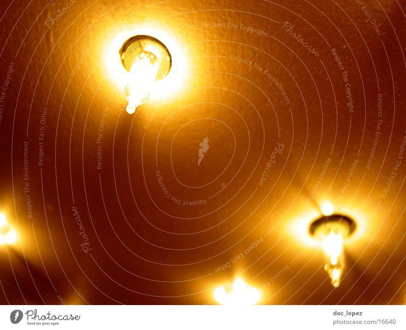 lichtsam Lampe Glühbirne Elektrizität dunkel Häusliches Leben Licht Lichterscheinung hell Tagvorgaukler bla.