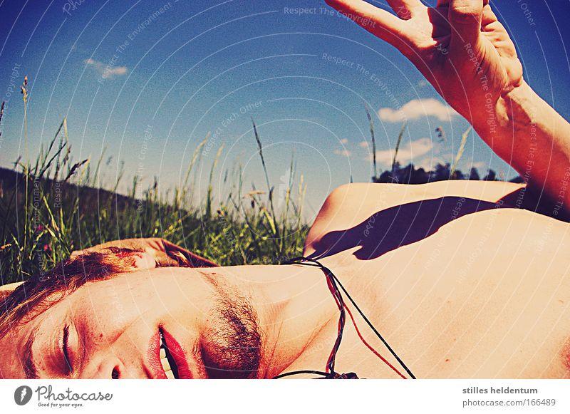 für immer die menschen. Mensch Hand Jugendliche Gesicht Auge Leben Gefühle Haare & Frisuren Kopf Mund Kraft Körper Haut Erwachsene maskulin Nase
