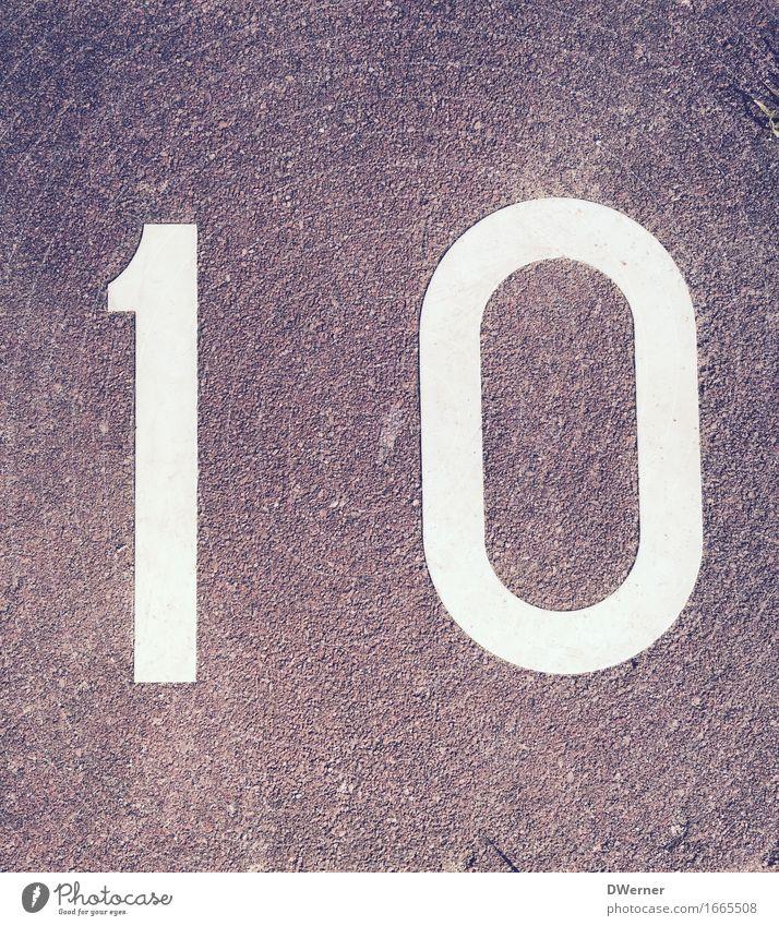 10 Sportstätten Bildung Kindergarten Schule lernen Schulgebäude Schulhof Mauer Wand Treppe Fassade Stein Zeichen Schriftzeichen Ziffern & Zahlen Ornament