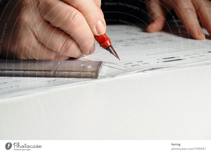 x/10*2+2 Farbfoto Kindererziehung Bildung Schule lernen Lehrer Prüfung & Examen Mathematik Mathematikarbeit korrigieren Wissen Zeugnis Nachhilfeunterricht