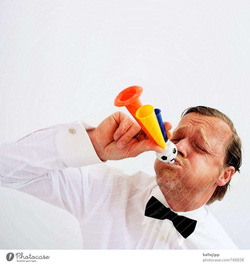 finale Mensch Mann Hand Erwachsene Gesicht Auge Sport Haare & Frisuren Kopf Party Haut Erfolg Ball Kunststoff Hemd blasen